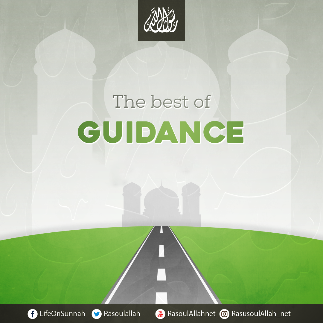 The best of guidance