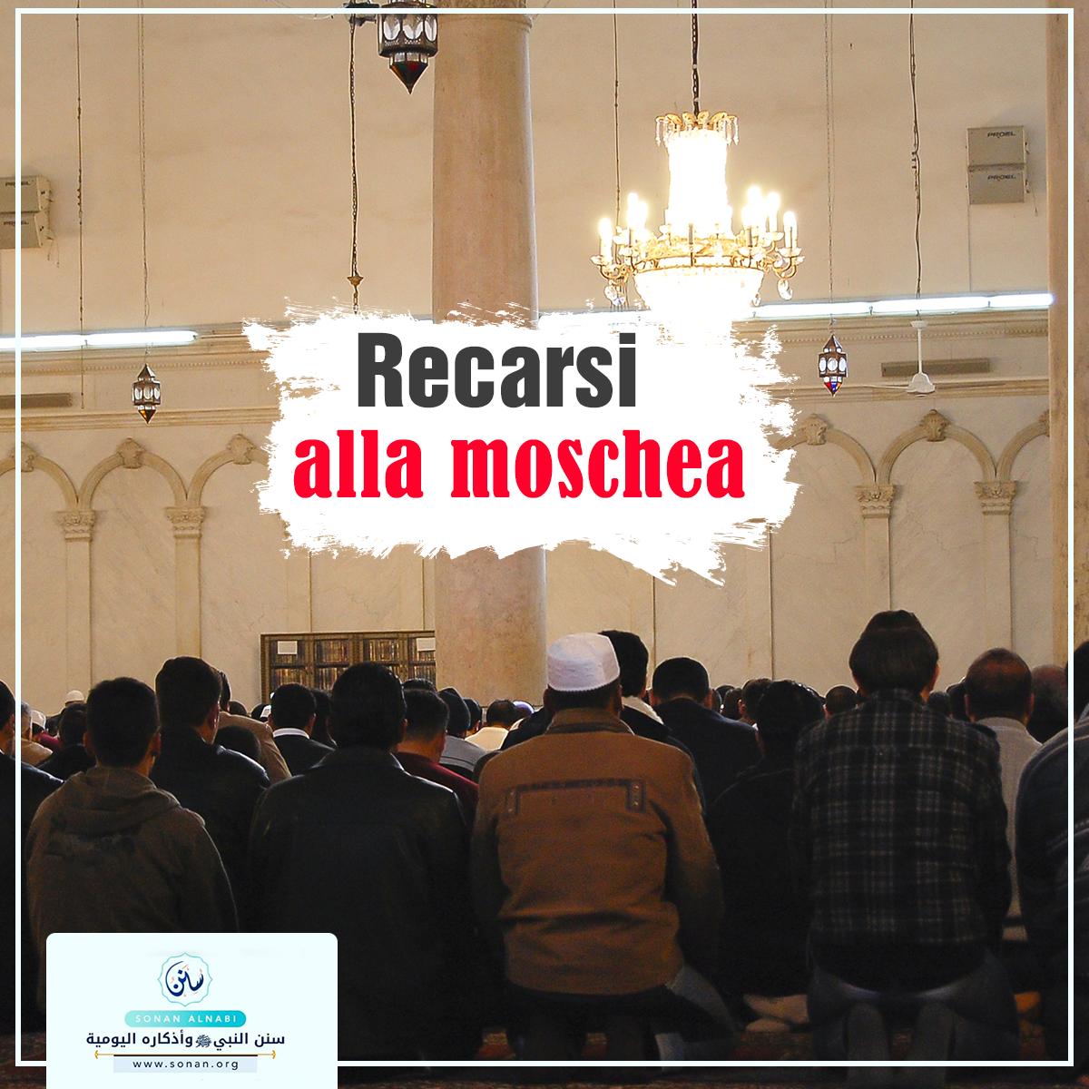 Recarsi alla moschea